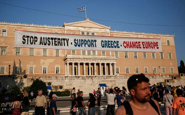Trevor Hogan says Ireland should support Greece