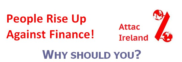 Fact Card: People Rise Up Against Finance! Why Should You?