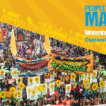 Attac Ireland joins the People's Climate March